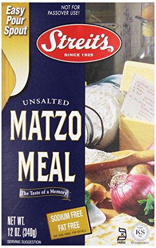 Streit's Matzo Meal, 12 oz (Matzo Meal)