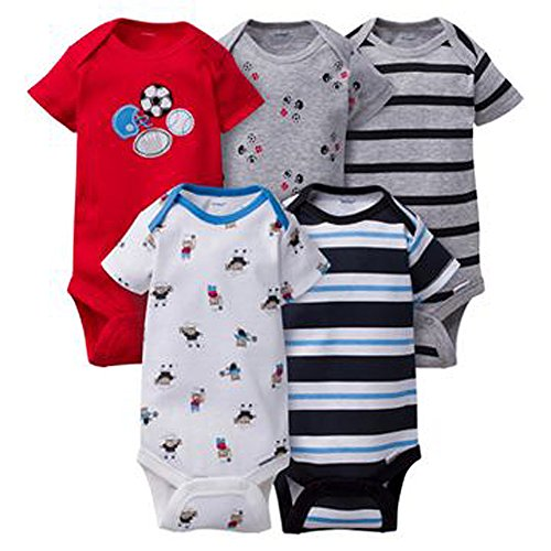 gerber-baby-boys-5-pack-variety-bodysuits-newborn-sports-2