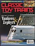 zephyr toy - CLASSIC TOY TRAINS American Flyer Yankees & Zephyrs Lionel Frank Sinatra 2 1998