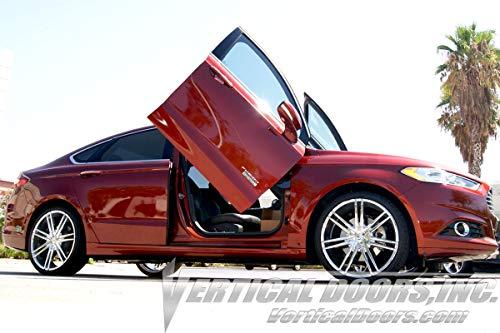 (Vertical Doors - Vertical Lambo Door Conversion Kit for Ford Fusion 2013-2015 (VDCFFUS13))