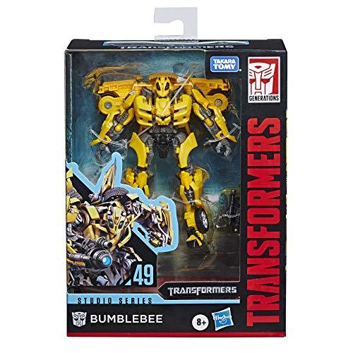 Transformers Studio Series #49 BUMBLEBEE Movie Deluxe 49 Chevrolet Camaro GM USA