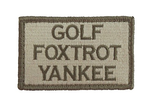 Foxtrot Yankee Tactical Morale Subdued