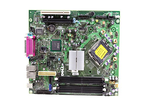 Dell Optiplex 755 DDR2 Socket LGA775 1066MHz Small Form Factor Motherboard PU052