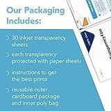 Octago Inkjet Transparency Paper