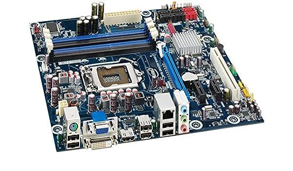 Intel DH55TC, 10 Pack LGA 1156 (Socket H) Mini-ATX - Placa Base (10 Pack, 1066,1333 MHz, 16 GB, LGA 1156 (Socket H), Intel® 82578DC, 10/100/1000 MB/s, Mini-ATX): Amazon.es: Informática