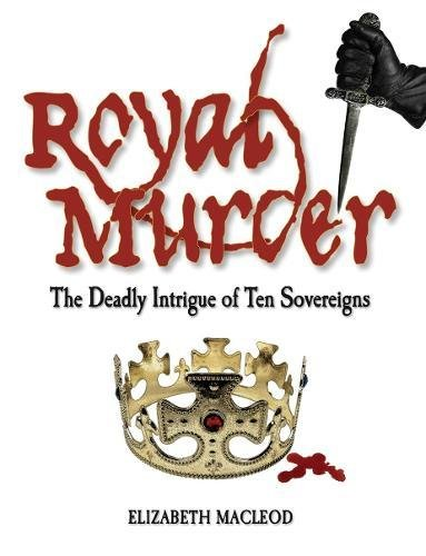 Royal Murder: The Deadly Intrigue of Ten Sovereigns by Brand: Annick Press (Image #3)