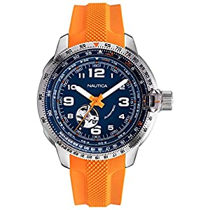 Nautica Men's Mission Bay Automatic Watch