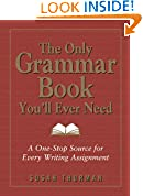 #6: The Only Grammar Book You'll Ever Need: A One-Stop Source for Every Writing Assignment