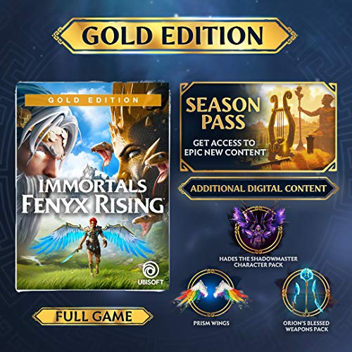 Immortals Fenyx Rising Gold Edition - Nintendo Switch