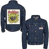 Sublime Men's Sun Patch Denim Jacket Denim Jacket X-Large Denim