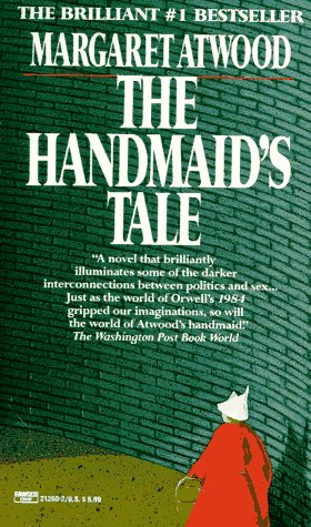 an in depth look at margaret atwoods the handmaids tale Margaret atwood, has these skills in abundance the handmaids tale the symbols in 'the handmaids tale' help to pronounce ideas, create depth within the text and makes the reader aware of things that they otherwise may have missed.