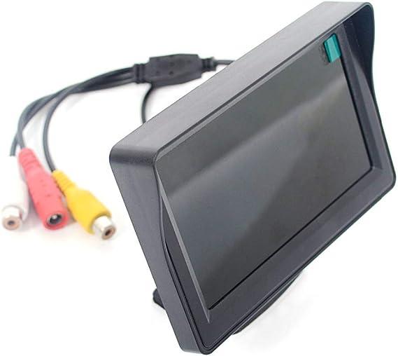 Matedepreso Controlar 4.3 Inch Alta Definición TFT LCD Pantalla ...