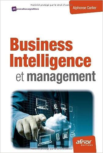 Lire Business intelligence et management epub, pdf