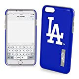 MLB Los Angeles Dodgers IPhone 6 Dual Hybrid Case (2 Piece), Blue