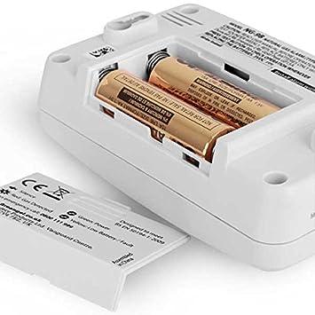 FireAngel NG-9B - Alarma de gas natural con luz LED: Amazon.es: Bricolaje y herramientas