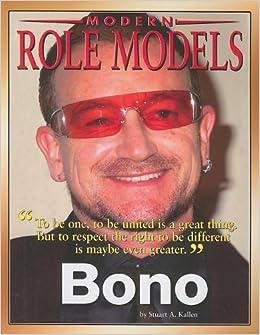 Book Bono (Role Model Entertainers) by Stuart A. Kallen (2009-05-15)