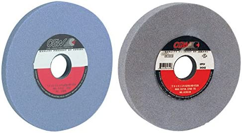 Specification: AZ60-K8-V32A Pack of 2 CGW-CAMEL 34301 T1 AZ Surface Grinding Wheel Size: 6X1//2X1-1//4