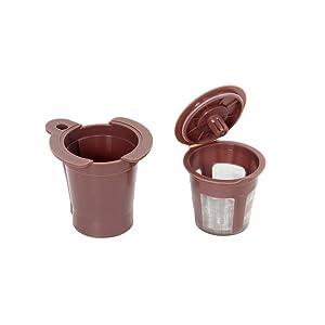Balas Cup For Keurig VUE Brewers Reusable Coffee Filter Works In All Keurig Machine