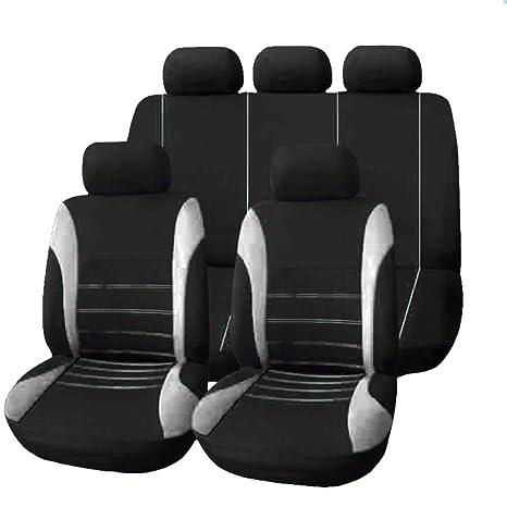 Juego completo de fundas para asientos de coche universales - 9 Piezas