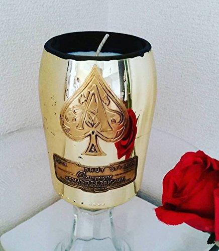 ギフト 人気の シャンパンキャンドル アルマンド B0095NELGW