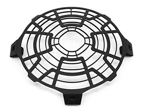 AltRider DS15-2-1104 Black Stainless Mesh Headlight Guard (Ducati Scrambler)