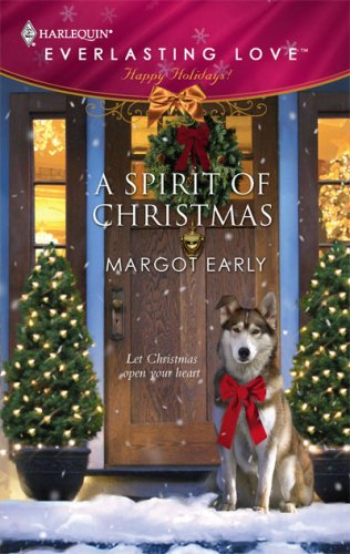 book cover of A Spirit of Christmas
