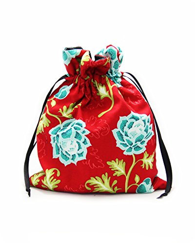 - Perfect Camera Tote; LArge Size; NEW; Style and Protection for your gear (Azalea Red)
