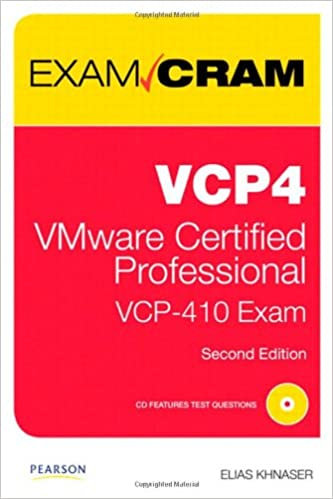 Vcp4 exam cram vmware certified professional 2nd edition elias vcp4 exam cram vmware certified professional 2nd edition 2nd edition malvernweather Choice Image