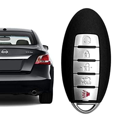 VOFONO Keyless Entry Remote Car Smart Key Fob for Nissan Altima Maxima KR5S180144014 Pack of 1: Car Electronics