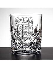 Garrison Birmingham Whisky Peaky Blinders Inspirerat Snitt Kristall Whisky Glas
