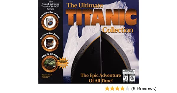2db0c89c The Ultimate Titanic Collection