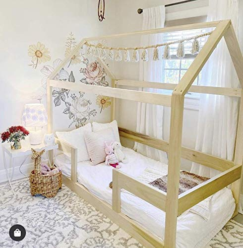 Twin House Bed
