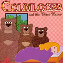 Goldilocks and the Three Bears Audiobook by Joseph Jacobs Narrated by Jenny Day