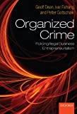 img - for Organized Crime: Policing Illegal Business Entrepreneurialism book / textbook / text book