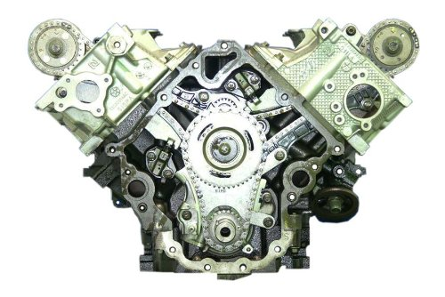 (PROFessional Powertrain DDH2 Chrysler 3.7L/226 Complete Engine, Remanufactured)