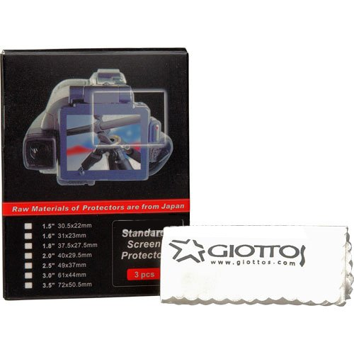 Giottos AGSP-2525 Screen Protector (Clear) ()