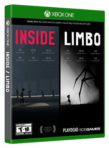 Amazon INSIDE LIMBO Double Pack