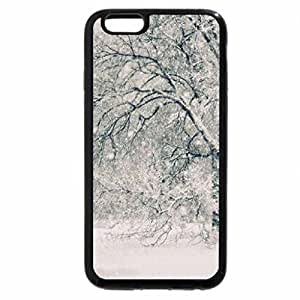 iPhone 6S / iPhone 6 Case (Black) Angel of Winter