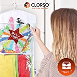 Clorso Extra Large Double Sided 40 Inch Hanging