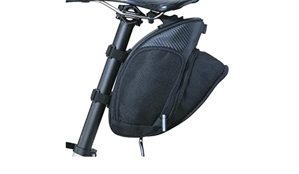 Topeak Mondo Pack con Fixer F25 con extensible bolsillo trasero, 12,6 x 5.1 x (XL): Amazon.es: Deportes y aire libre