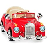 Best Classic Car With Remotes - Best Choice Products Electric Battery Power Wheels RC Review