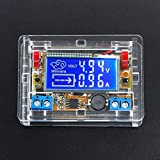 Winners DC-DC Step Down Power Supply Adjustable Module with LCD Display with Housing Case