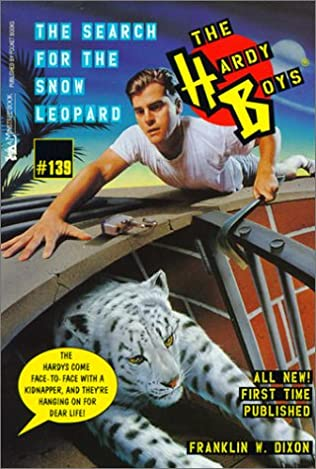 book cover of The Search for the Snow Leopard