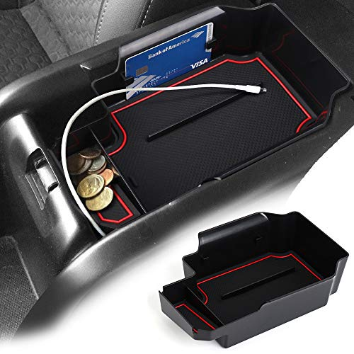 Fits Chevy Colorado Center Console Organizer Tray fits GMC Canyon 2015 2016 2017 2018 2019 2020