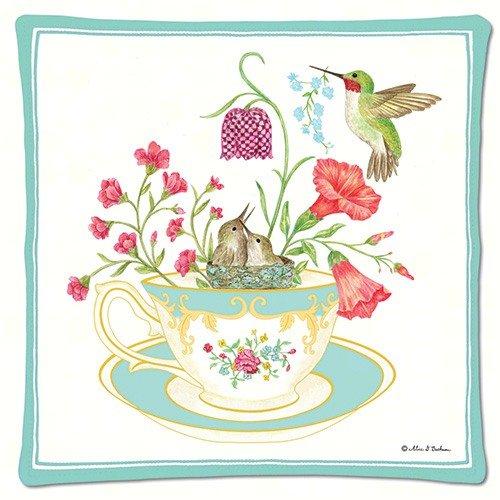 Alice's Cottage Teacup Spiced Hot (Cottage Teacup)