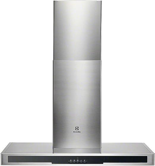 Electrolux de perfil bajo 90 cm para campana extractora chimenea acero inoxidable EFB90550DX: Amazon.es: Hogar