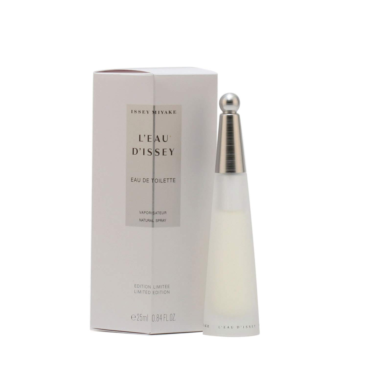 7da8d7b4c6 Amazon.com: Issey Miyake Leau D'issey Miyake For Women Edt Spray .85 Oz: ISSEY  MIYAKE: Health & Personal Care