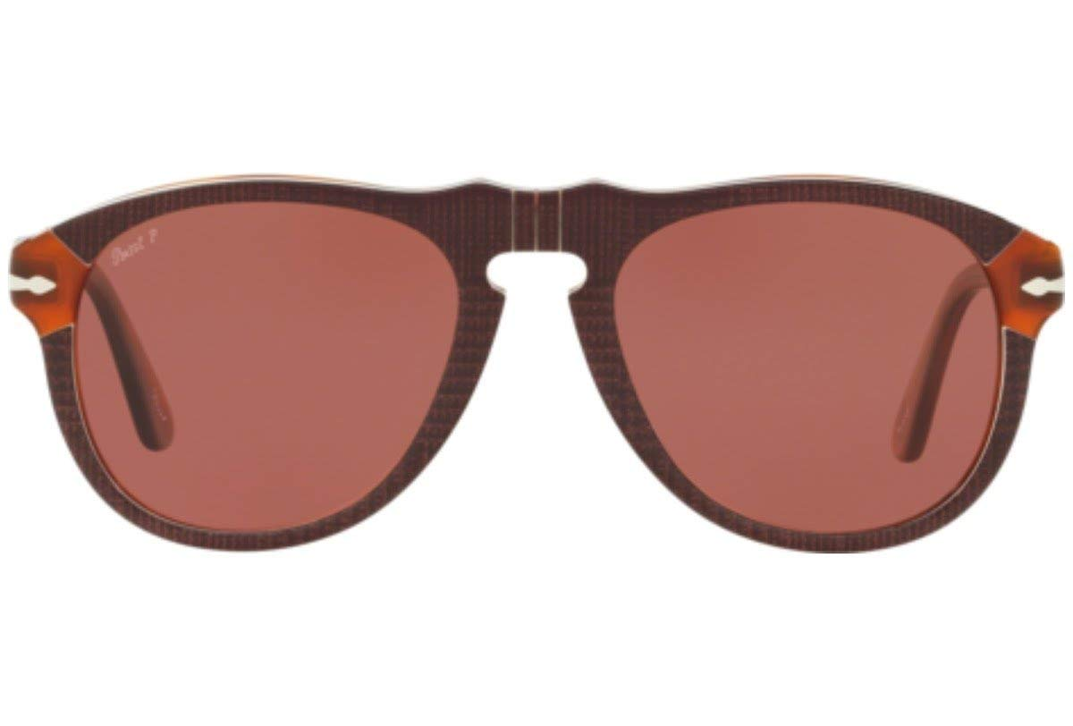 Sunglasses Persol PO 649 1092AK P.GALLES BORDEAUX by Persol