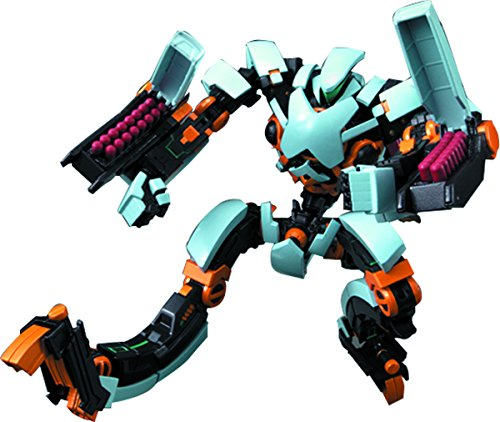 Megahouse Expelled from Paradise: New Arhan Variable Action Figure & Weapon Set