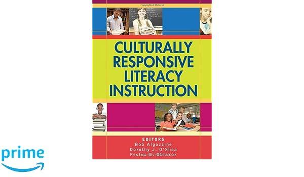 Amazon Culturally Responsive Literacy Instruction